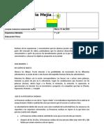 GUIA EDUCACION FISICA TRABAJO EN CASA grado 8°y 9°
