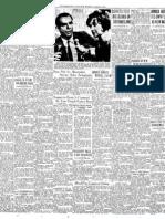 Marilyn Monroe Death- Newspaper article Aug 6 1962 - PART 2