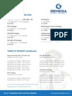 001 - Genesa Flight Academy - Pricelist.pdf