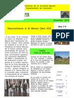 EL  BOLETIN  edición   N°  30  Diciembre    AÑO  2010