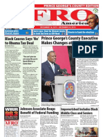 Prince George's County Afro-American Newspaper, December 18, 2010