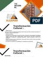 Proyecto transformación cultural
