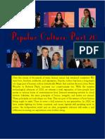 Popular Culture Part 20