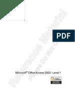 Access Level 1