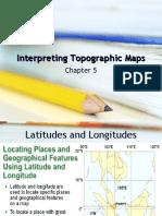 Interpreting Topographic Map