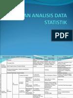 Statistik Bagan Analisis Data
