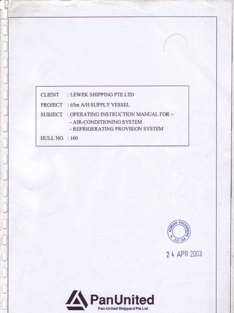 Ac Compressor Model- 5h66 | Valve | Liquids