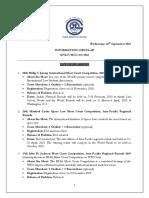 List of PIL Moots