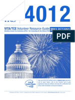 IRS Publication 4012 Volunteer Resource Guide