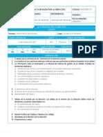 SHF-E005-19 ACTA REVISIÓN POR LA DIRECCIÓN 2019
