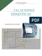DOMOTICA CON LOGO 1. APLICACIONES DE ILUMINACION