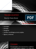 PRESENTACION TRAUMA ACUSTICA
