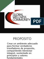NUEVO Global Wellness Plan Espaol