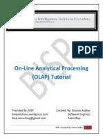 On-Line Analytical OLAP Tutorial
