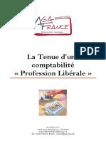 La Tenue d une comptabilité «Profession Libérale»