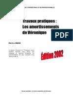 Travaux pratiques _ Les amortissements de Véronique - PDF