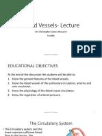 Blood Vessels- Lecture pdf