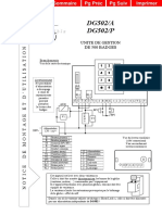 Digicode CDVI DG502