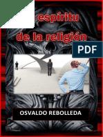 El espiritu de religiosidad - Osvaldo Rebolleda