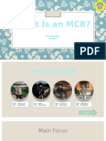 What Is an MCB