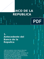 Banco de Republica