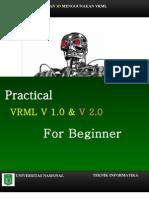 3D dengan VRML V 1.0 dan V 2.0