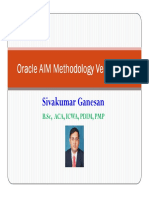 Oracle-AIM-Project-Management-Methodology