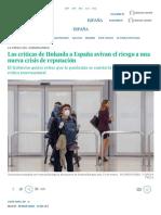 Crisis del coronavirus_ Las críticas de Holanda a España avivan el riesgo a una nueva crisis de reputación _ España _ EL PAÍS.pdf