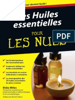 Huiles Essentielles Pour Les Nuls