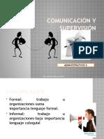 comunicacion y supervision