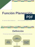 3 Clase Funcion Planeacion
