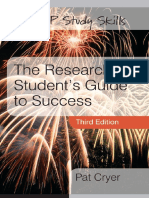 The Research Student Guide to Success