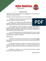 Briner propone suspender elecciones internas en la UCR de Córdoba