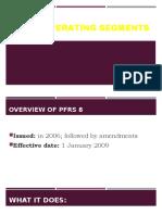 PFRS 8-Operating Segments