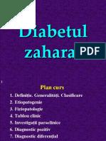 26925782-Curs-Diabet-zaharat power point.ppt