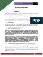 cours de droit commercial marocain