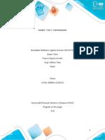 Unidad 1 - Fase 2 - Contextualización