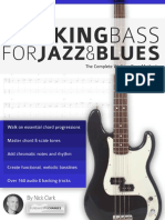 Walking Bass for Jazz and Blues The Complete Walking Bass Method
