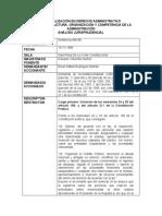 ANALISIS SENTENCIA C-496-98 - Colombia