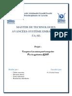 Mini Projet RFID PDF
