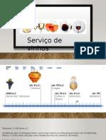 3337 - Serviço de Vinhos
