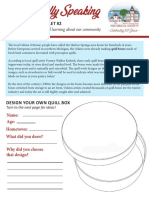 Educational Leaflet #2 - Quill Boxes