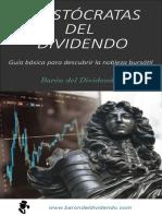 Ebook Aristocratas del Dividendo