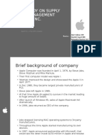 4 Apple ppt