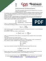 2 ANALISE QUÍMICA QUANTITATIVA Cálculo de PH Considerando a Atividade Das Espécies