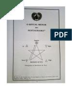 Ritual Menor do Pentagrama (Banimento) - Crowley