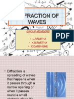 Diffraction of waves.ppt