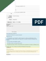 examen TR038
