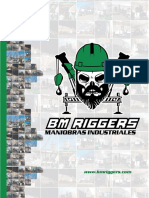Historia Bm Riggers