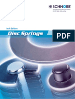 Disc Springs Screen